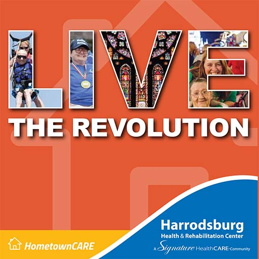 Download our Harrodsburg, Kentucky nursing home brochure for Harrodsburg Health & Rehab